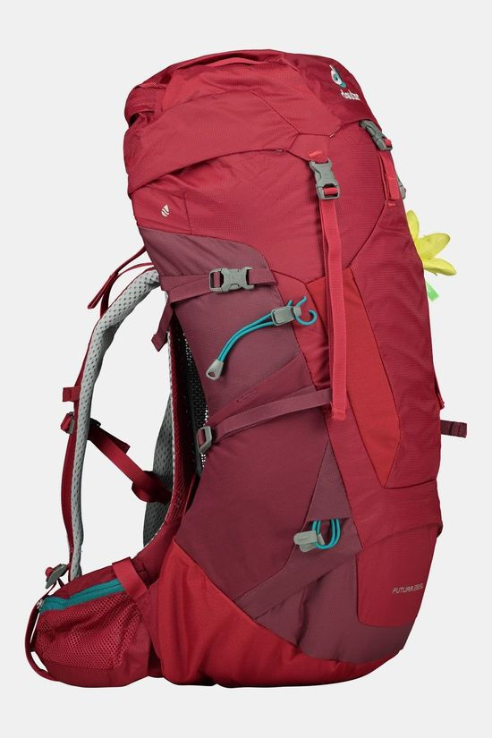 Deuter Futura 28 SL Rugzak Dames Donkerrood/Middenrood
