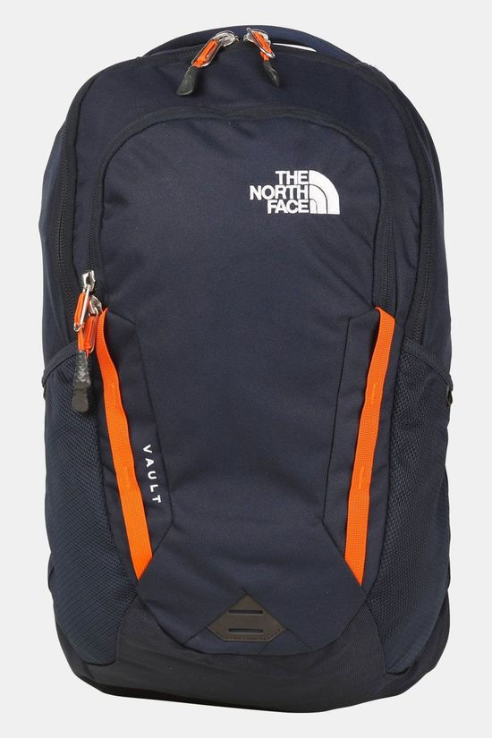 The North Face Vault  Rugzak Donkerblauw/Oranje