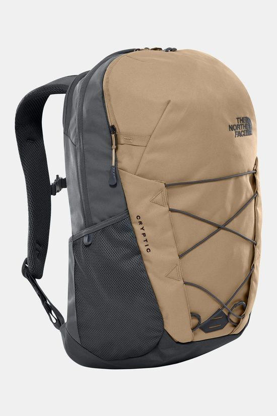 The North Face Cryptic Rugzak Lichtkaki/Donkergrijs