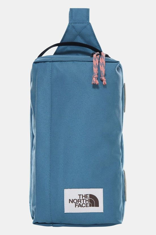 The North Face Field Bag Middenblauw/Zwart
