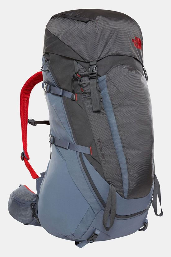 The North Face Terra 65 Liter Backpack Donkergrijs/Middengrijs