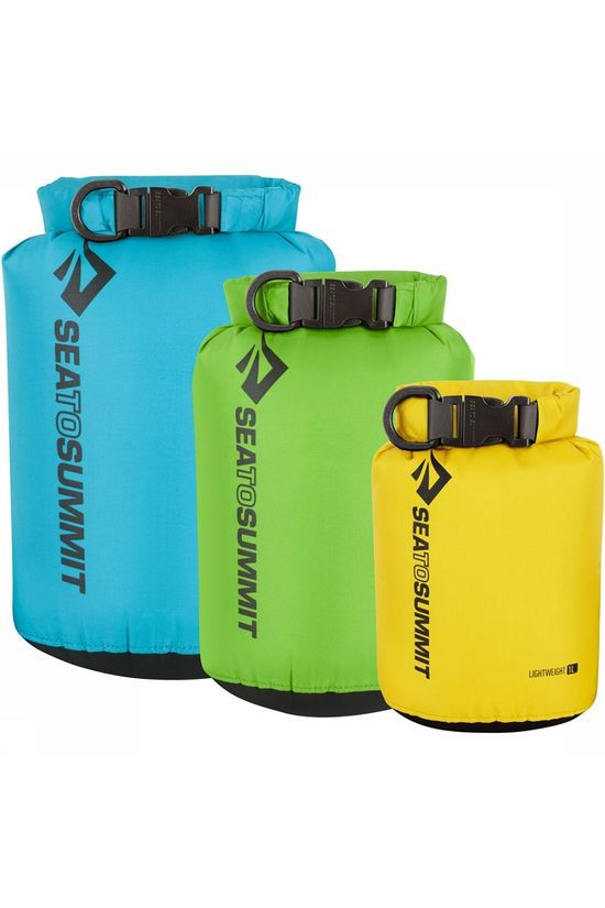 Sea To Summit Lightweight Dry Sack Set Assortiment