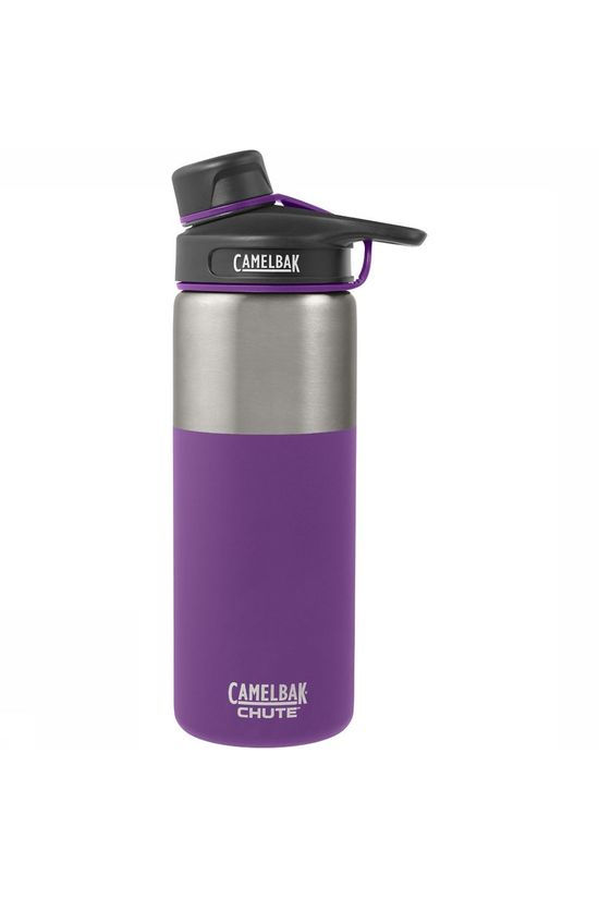 CamelBak Chute Insulated 0,6L Drinkfles Donkerpaars