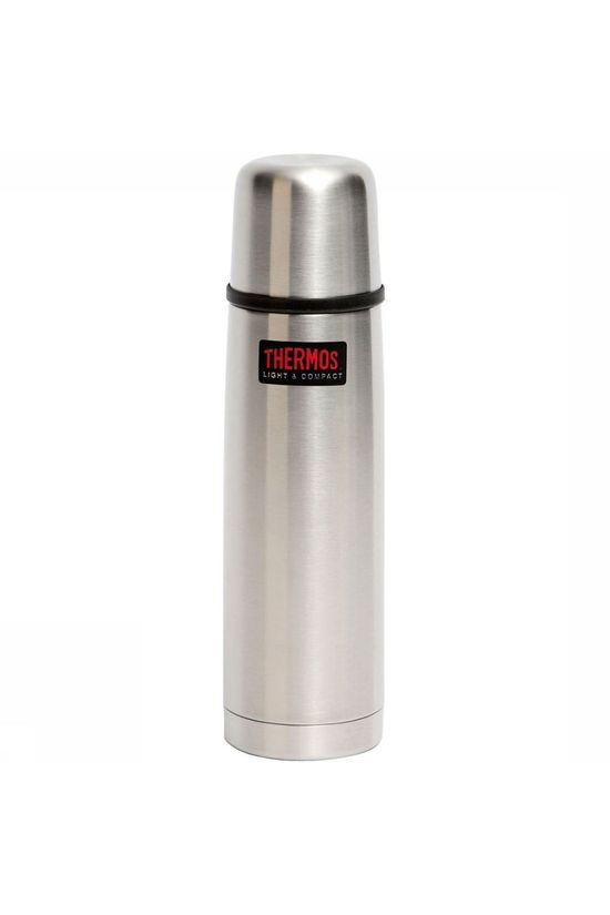 Thermos Thermax500 ml Isoleerfles Zilver