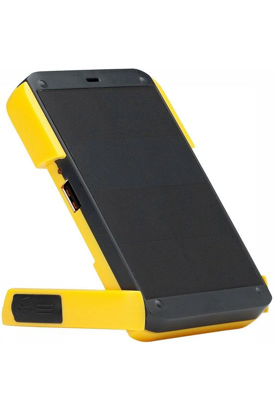WakaWaka Power+ Powerbank Geel