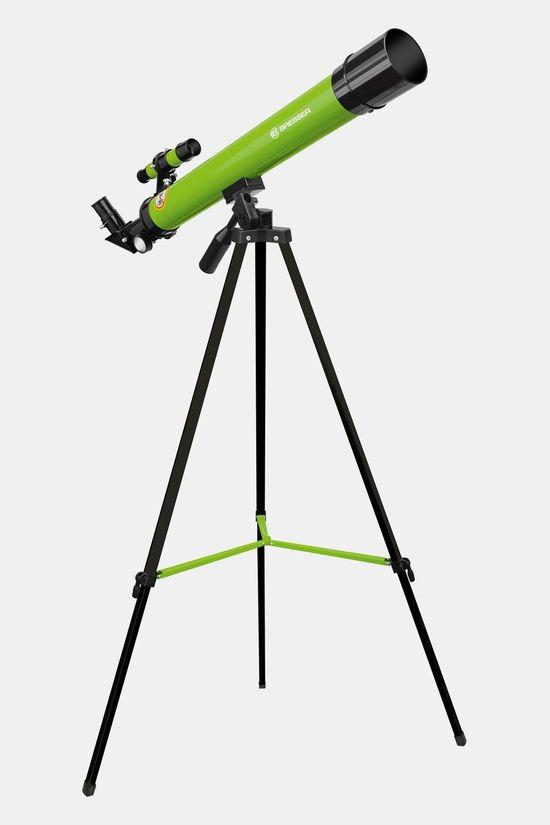 Bresser Space Explorer Telescoop 50/600 Az Kids Groen