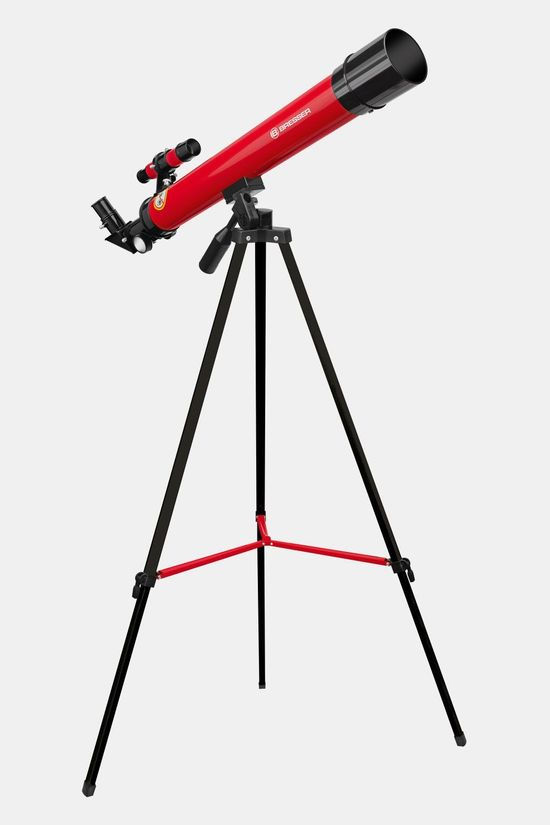 Bresser Space Explorer Telescoop 45/600 Az Rood
