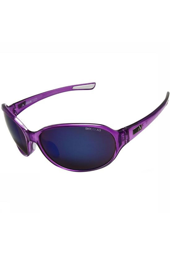 Altitude Eyewear Zonnebril Flight Purple Paars