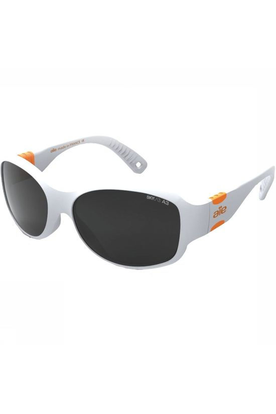 Altitude Eyewear Polo Zonnebril Junior Wit/Oranje