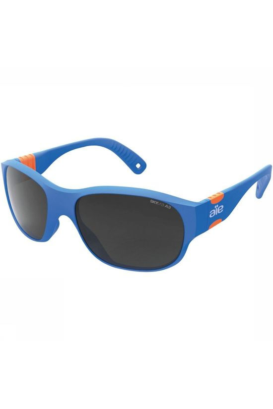 Altitude Eyewear Tom Zonnebril Junior Blauw/Oranje