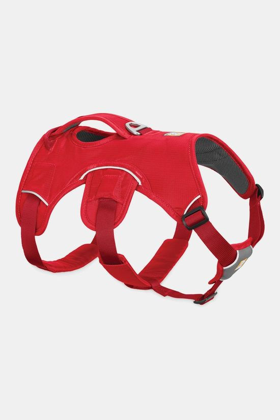 Ruffwear Web Master Harness Hond Middenrood