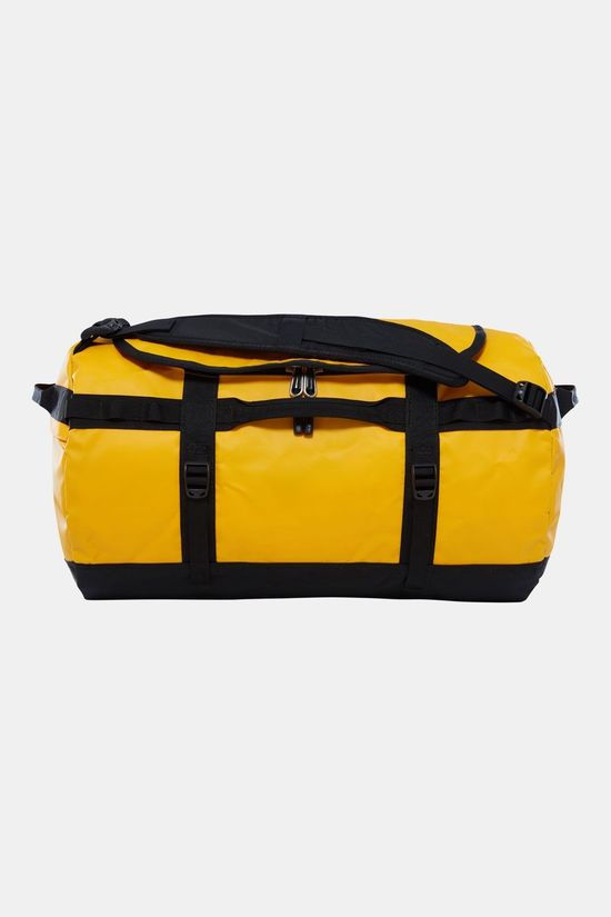 The North Face Base Camp Duffel S Geel/Zwart