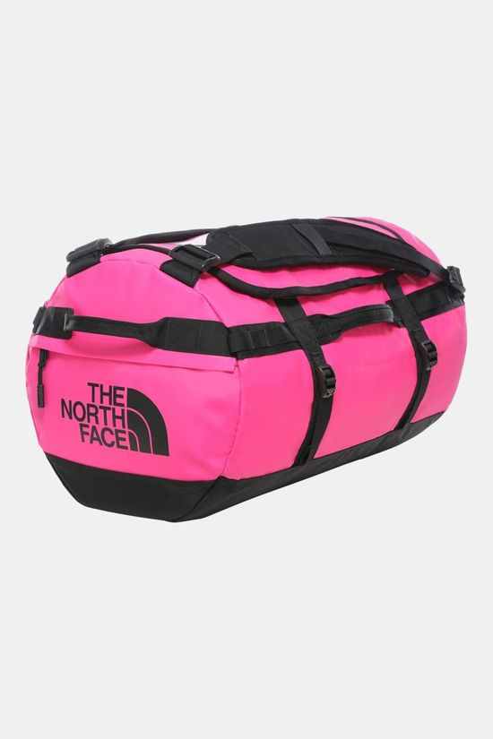 The North Face Base Camp Duffel S Middenroze/Zwart