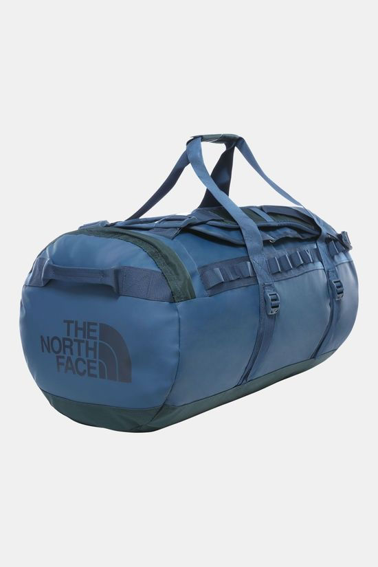 The North Face Base Camp Duffel M Middenblauw/Marineblauw