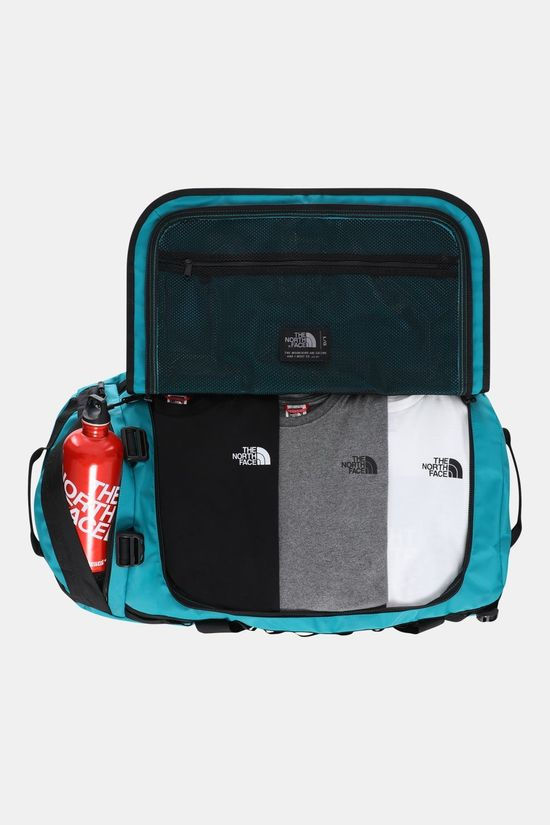 The North Face Base Camp Duffel L Groen/Zwart