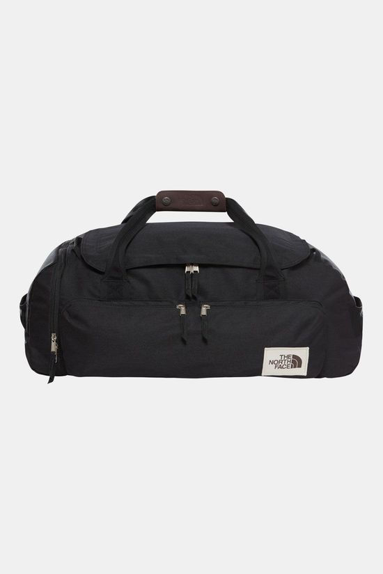 The North Face Berkeley Duffel M Zwart