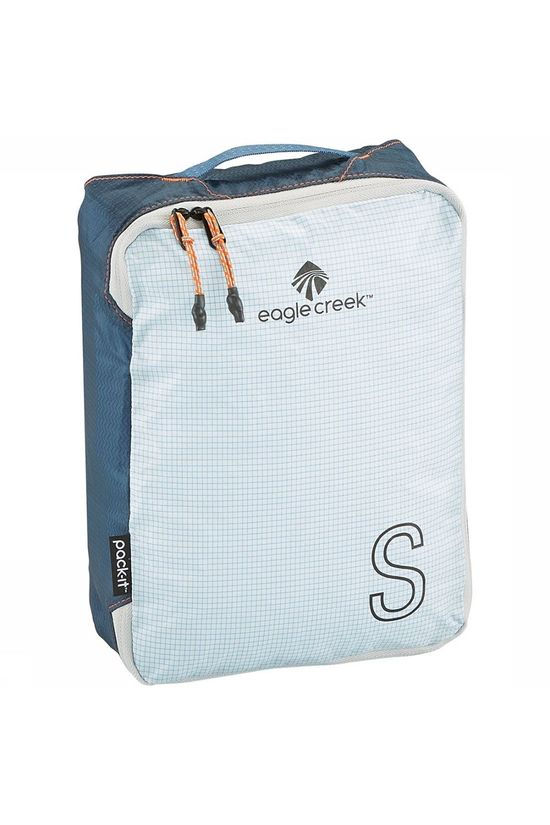 Eagle Creek Pack-It Specter Tech Cube S Opbergzak Middengrijs/jeans
