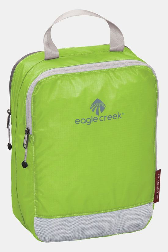 Eagle Creek Pack-It Specter Clean Dirty Cube S Opbergzak Middengroen/Lichtgroen