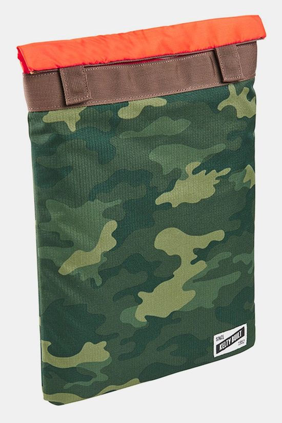 Kelty Stash Pocket L Groen/Ass. Camouflage