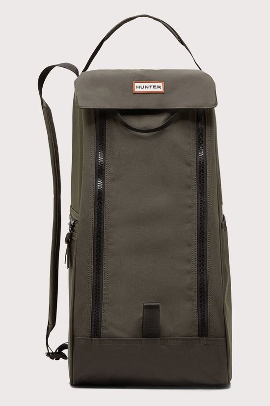 Hunter Original Boot Bagg Tall Laarzentas Donkerkaki