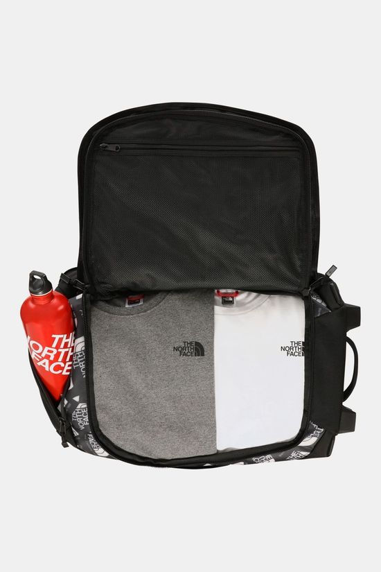 The North Face Rolling Thunder Trolley 40L Zwart/Lichtgrijs