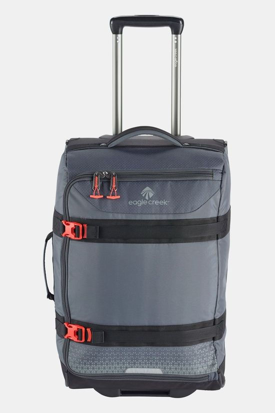 Eagle Creek Expanse Wheeled Duffel International Carry-On Donkergrijs