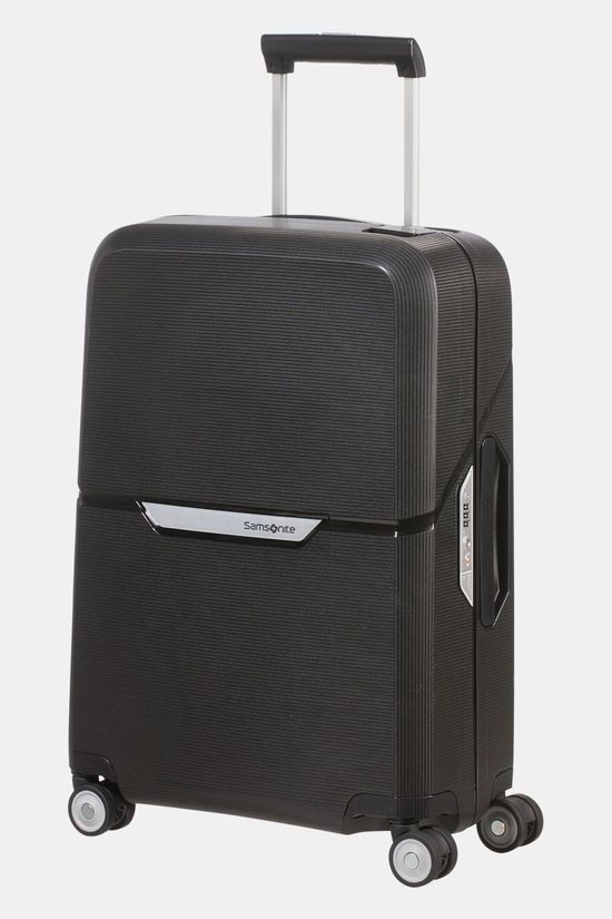 Samsonite Magnum Spinner 55/20 Trolley Zwart