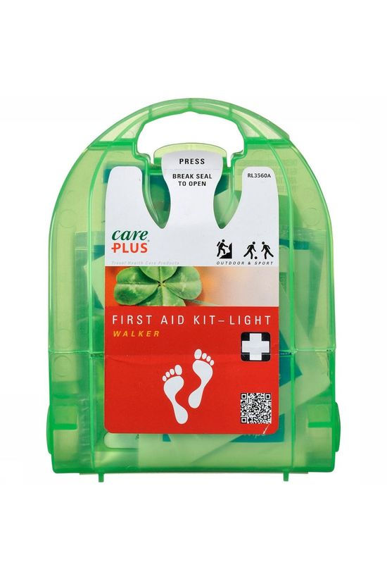 Care Plus EHBO Kit Light Walker II Geen kleur