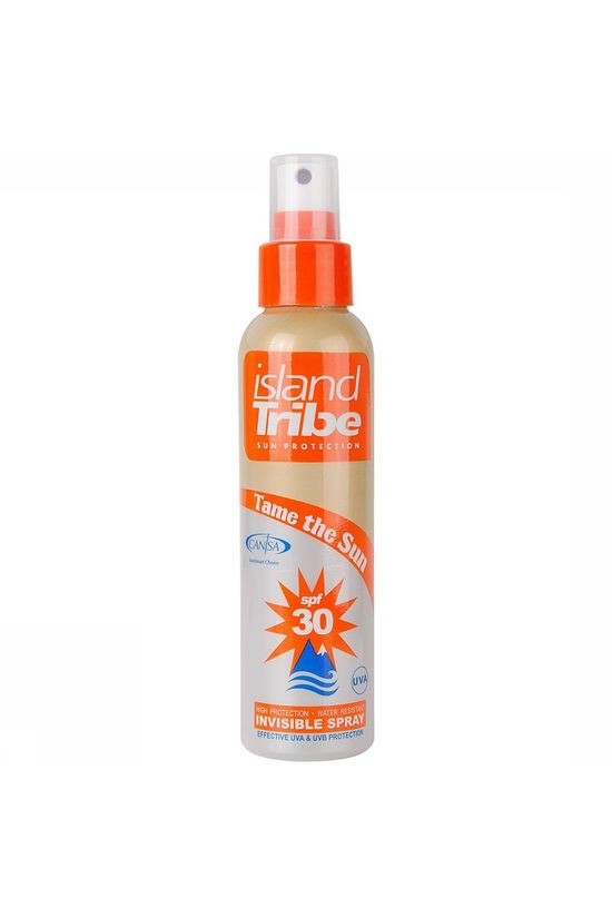 Island Tribe SPF 30 Clear Gel Spray 125ML Zonnebrand Transparant