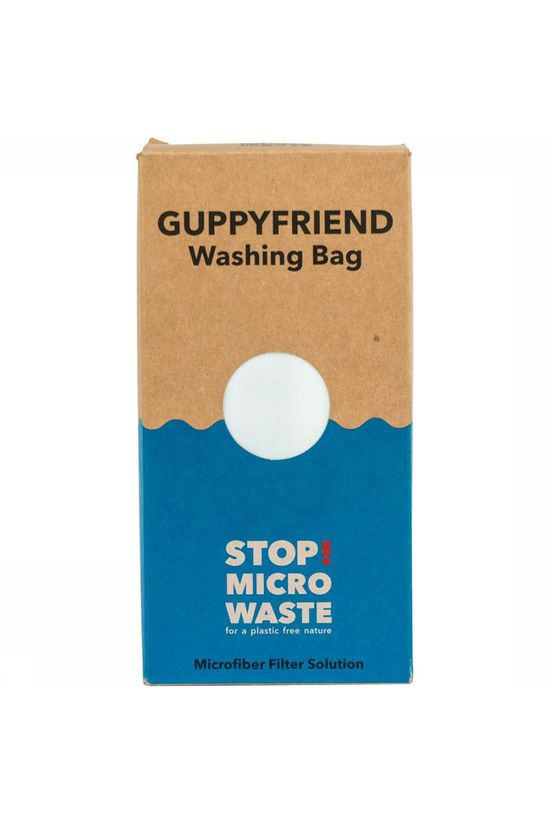 Guppyfriend Washing Bag Waszak Wit