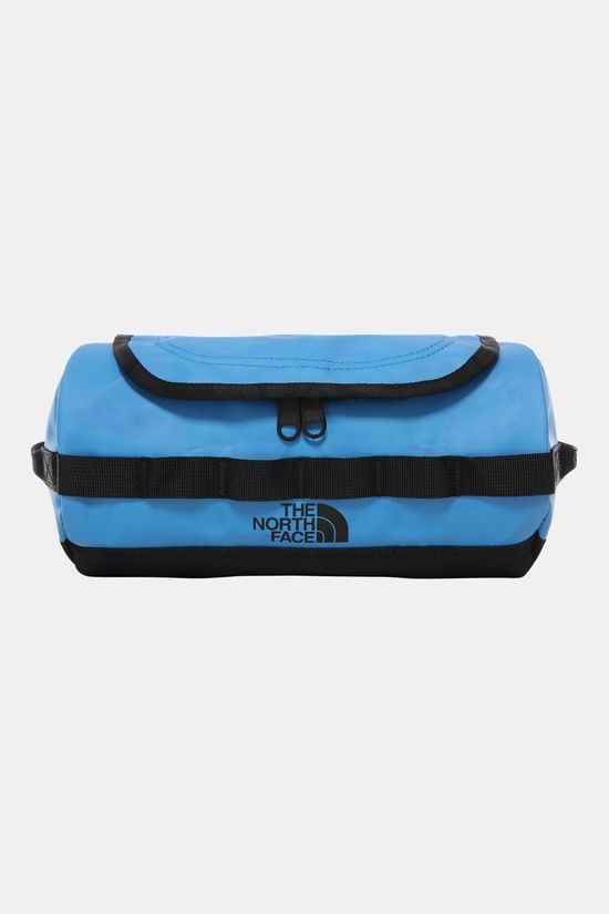 The North Face Base Camp Travel Canister S Toilettas Middenblauw