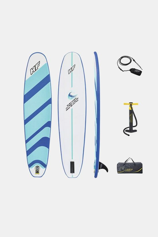 Bestway Hydro Force Surfboard Compact Surf 8 Blauw