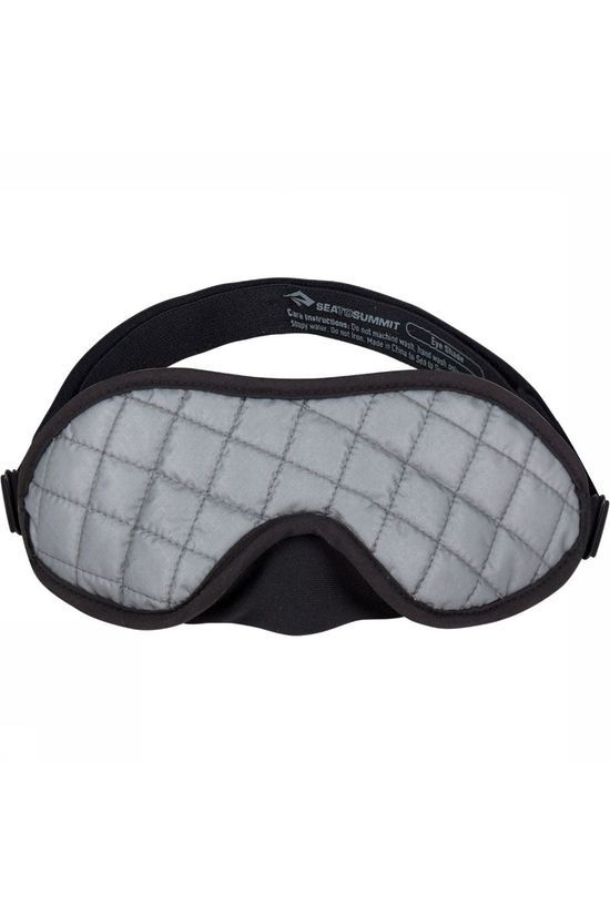 Sea To Summit Eye Shade Slaapmasker Middengrijs