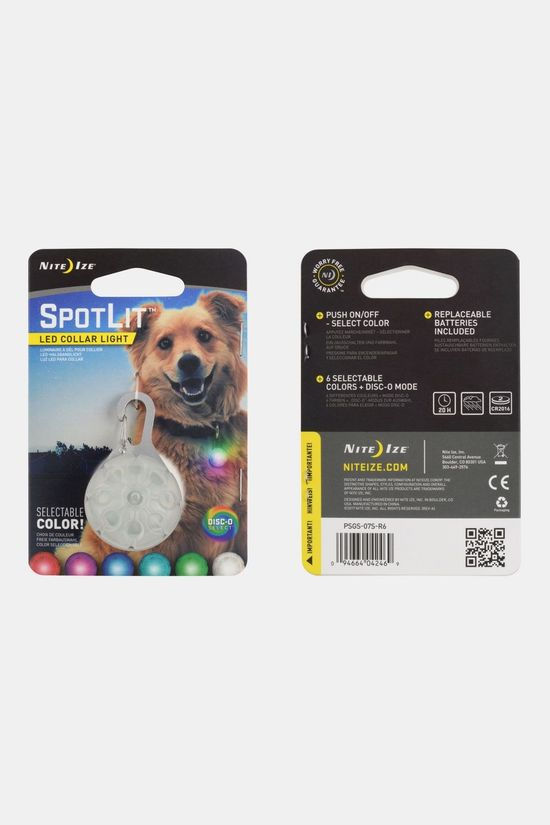 Nite Ize Spotlit Disco Select Collar Light Assortiment