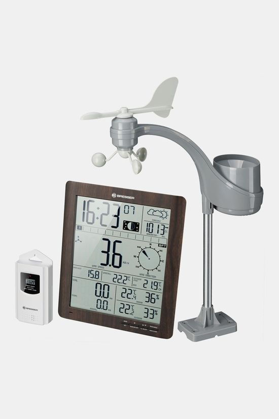 Bresser Weather Center Climatemp Xxl Bruin