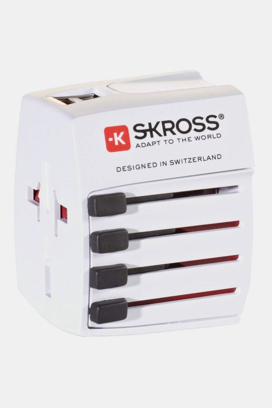 S-Kross World  MUV USB-Adapter Wit