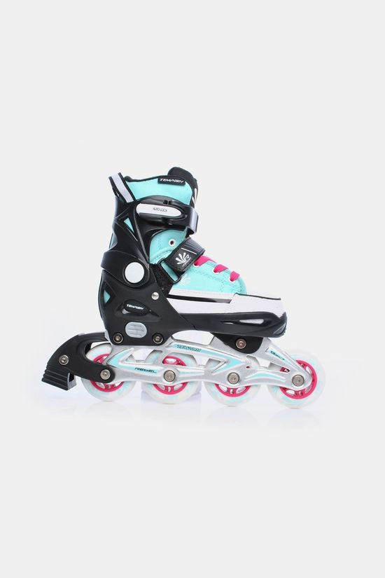 Tempish Magic Rebel Skates Zwart/Geel
