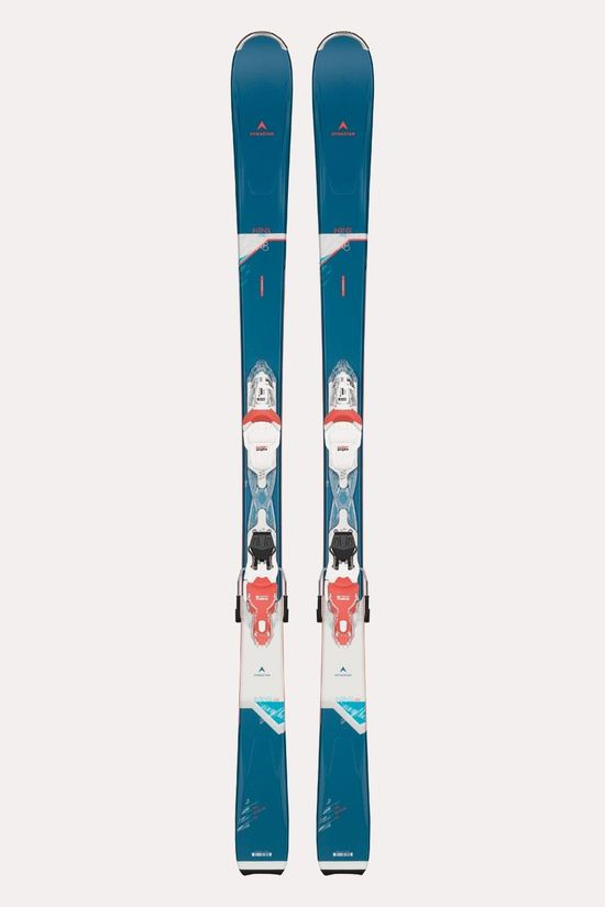 Dynastar Intense 4X4 GS Xpress Ski Dames Blauw/Wit