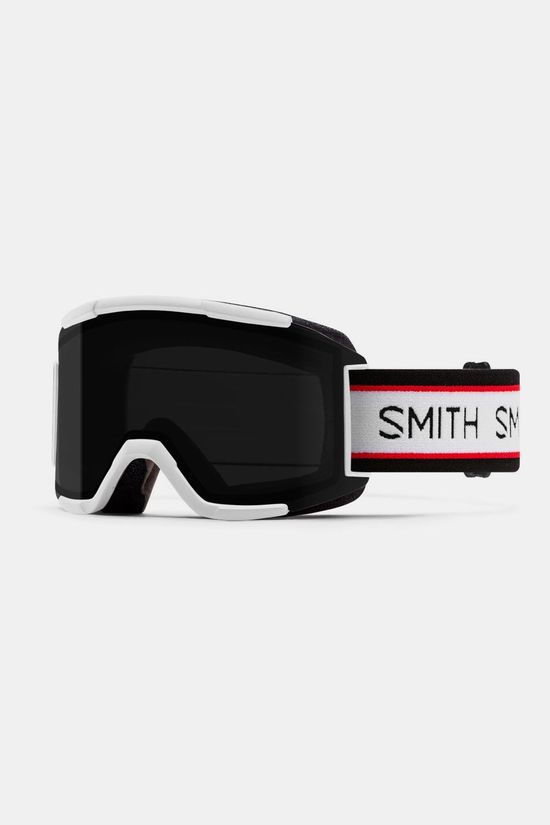 Smith Squad Repeat Skibril  Wit/Zwart