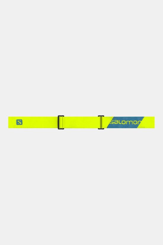 Salomon Cosmic Neon Yellow Skibril Lichtgeel