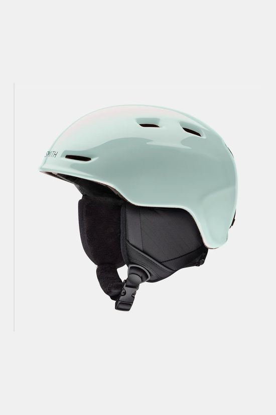 Smith Zoom Helm Junior Lichtgroen