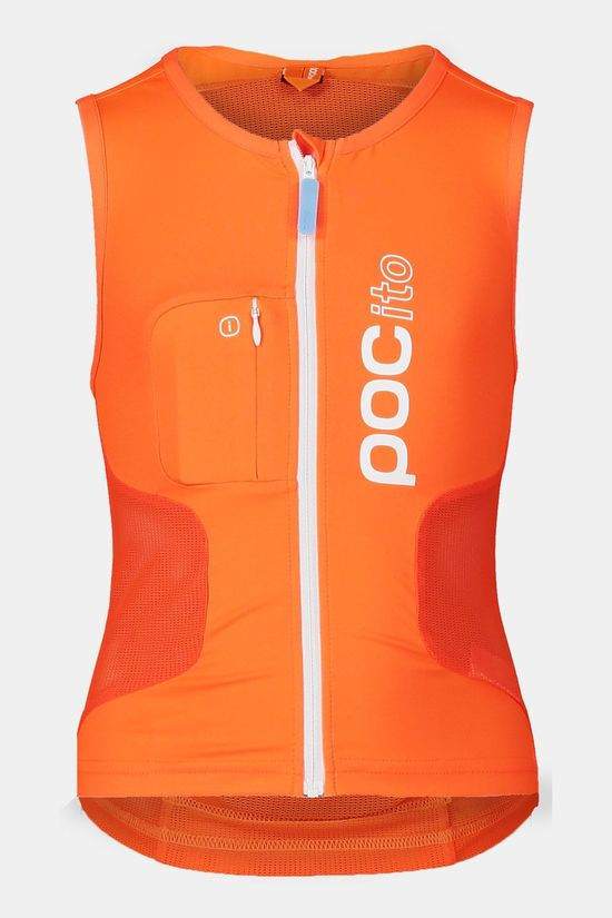 POC Pocito VPD Air Vest Junior Oranje