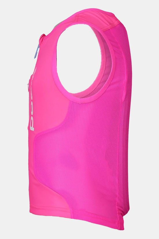 POC Pocito VPD Air Vest Junior Middenroze