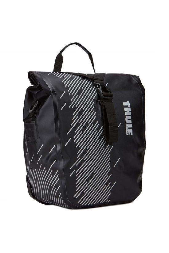 Thule Shield Pannier Small Fietstas Set Zwart