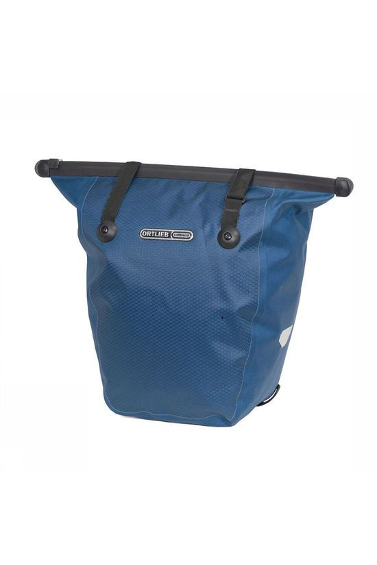 Ortlieb Bike-Shopper Fietstas Middenblauw