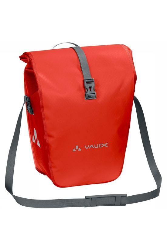 Vaude Aqua Back Fietstas Set Lichtrood