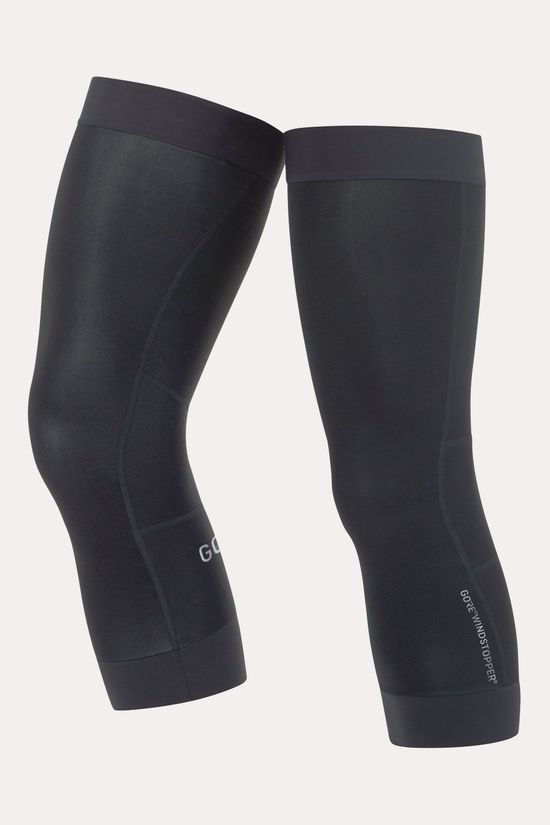 Gore Wear C3 GWS Knee Warmers Zwart
