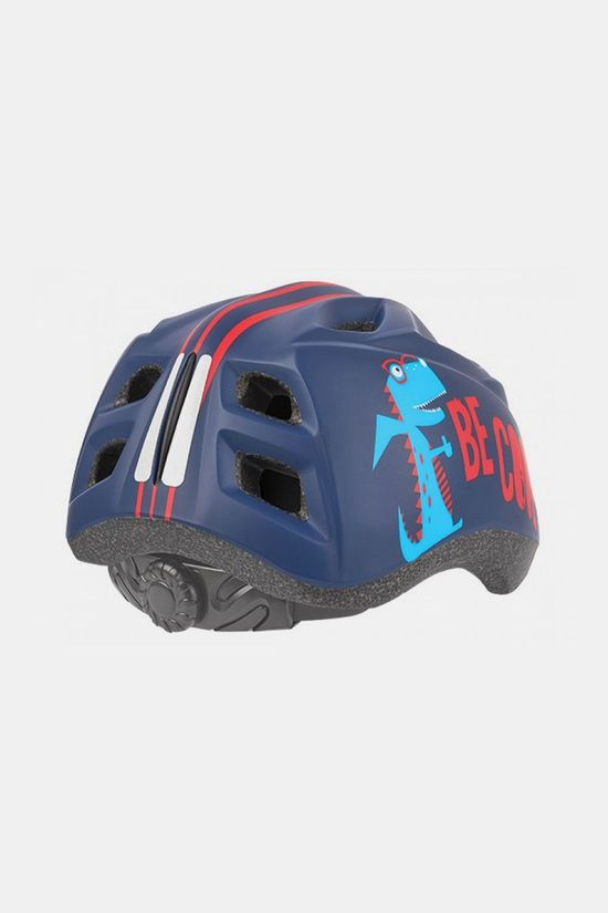 Polisport Helm Be Cool Fietshelm Kind S 52-56  Blauw