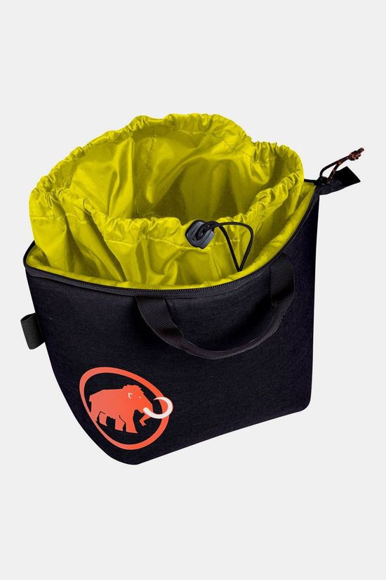 Mammut Magic Boulder Chalk Bag Pofzak Zwart