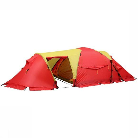 Helsport Tent Svalbard High 3 Camp Rood/Geel